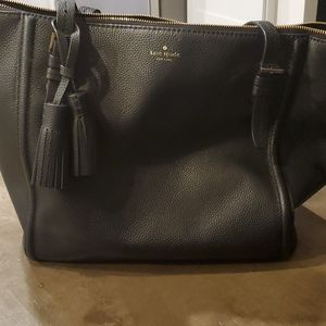 Lowesr Price!Spade leather tote